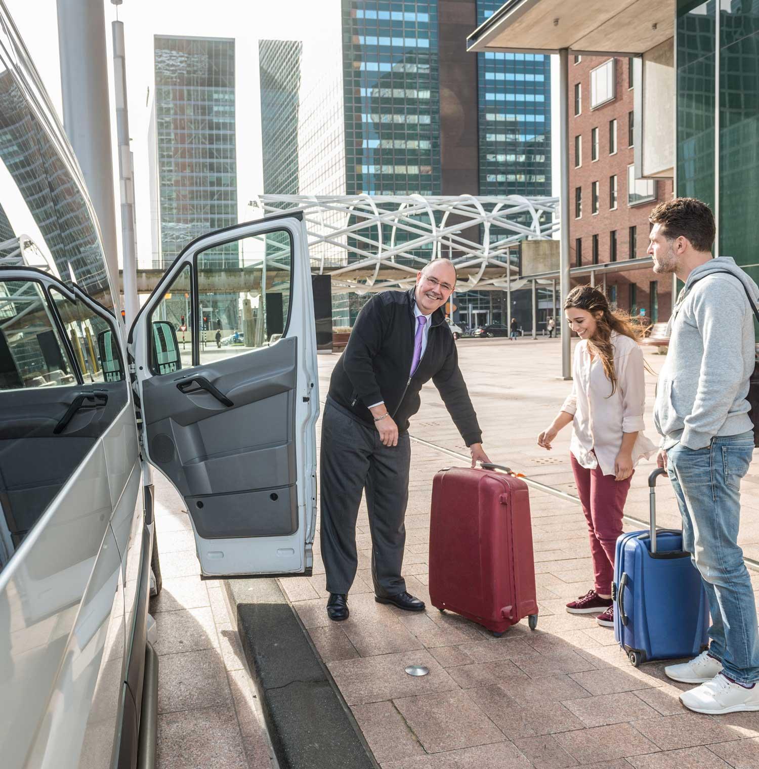 Großraumtaxi Flughafen Frankfurt