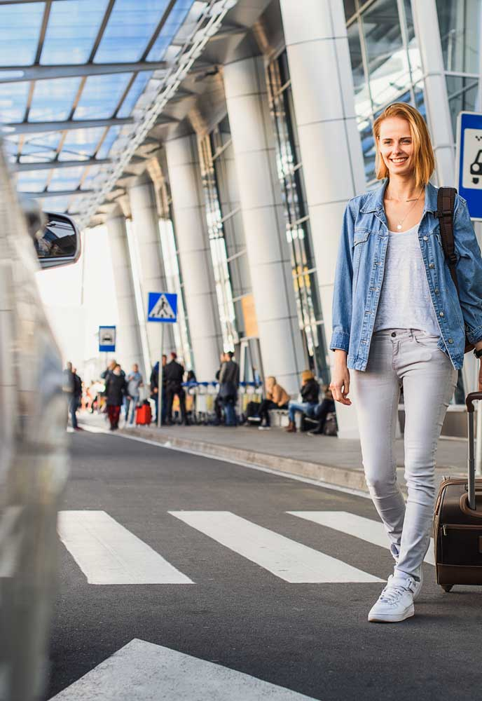 Taxi Flughafen Frankfurt Airport
